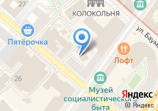 Компания «Казанский Арбат» на карте