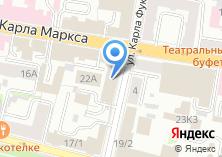 Компания «Информационный центр МВД по Республике Татарстан» на карте