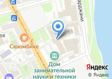 Компания «SeoKzn» на карте