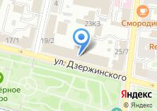 Компания «Изолятор временного содержания №2» на карте