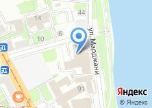 Компания «Татстрой» на карте