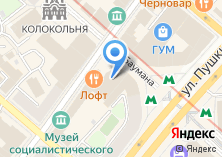 Компания «#Любимый город» на карте
