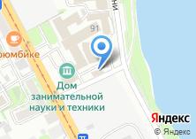 Компания «МарсАвто» на карте