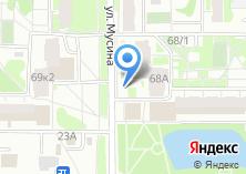 Компания «Магазин молочных продуктов» на карте