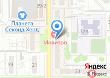 Компания «Мастерспорт» на карте
