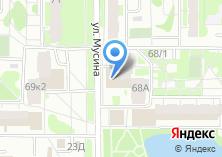 Компания «РусАлка» на карте