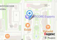 Компания «Марсель» на карте