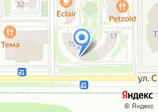 Компания «Ямьле» на карте