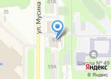 Компания «ОСАГО КАСКО Онлайн» на карте