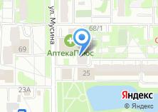 Компания «Фотопрофи» на карте