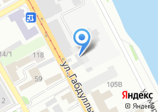Компания «Кавеон» на карте