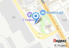 Компания «АЗС Татнефть-центр» на карте