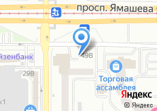 Компания «Оптушка» на карте