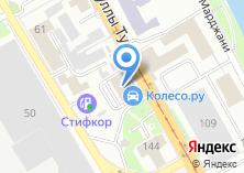 Компания «Консалт-Казань» на карте