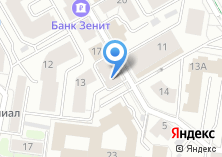 Компания «Lux Gallery» на карте