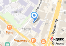 Компания «Абэль» на карте
