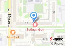 Компания «МиниСтрой» на карте