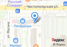 Компания «Егоза» на карте