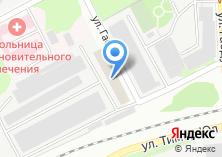 Компания «Светлана-К» на карте