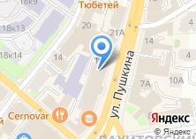 Компания «Jumanji» на карте