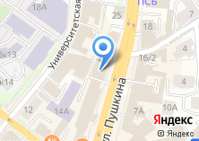 Компания «ESL» на карте
