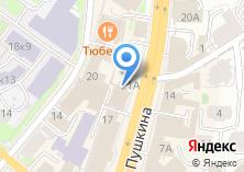 Компания «ONLY» на карте