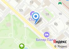 Компания «Расходные материалы» на карте