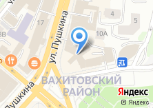 Компания «Отделение пенсионного фонда России по Республике Татарстан» на карте