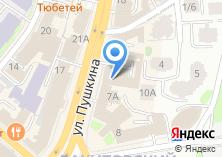 Компания «Сoral Travel туроператор» на карте