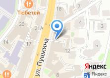 Компания «Агентство информации и деловых коммуникаций» на карте