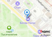 Компания «Биляр» на карте