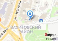 Компания «Управление пенсионного фонда России в Вахитовском районе г. Казани» на карте