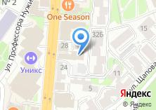 Компания «Пушкина» на карте