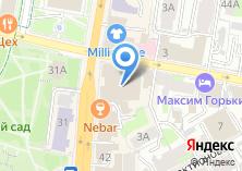 Компания «Посейдон Трэвэл» на карте