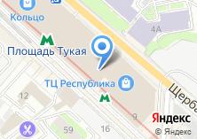 Компания «Vered» на карте
