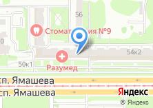 Компания «Gamesareus.ru» на карте