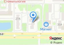 Компания «Аверс-Окна» на карте