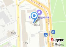Компания «МобильСервис» на карте