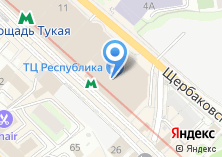 Компания «Бульвар на Петербургской» на карте