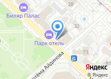Компания «Уютный офис» на карте