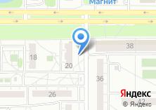 Компания «Киоск по продаже автотоваров» на карте