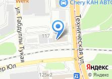 Компания «ПУЛЬСАВТО» на карте