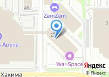 Компания «Carrr.ru» на карте