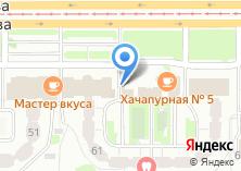 Компания «Автоквартал» на карте