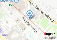 Компания «Стройэксперт» на карте