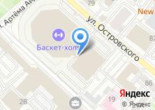 Компания «Premier» на карте