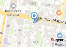 Компания «ВИСТЕРИЯ» на карте