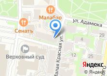 Компания «VIP GROUP» на карте