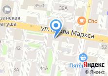 Компания «Звезда» на карте