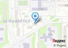 Компания «4U EVENT» на карте